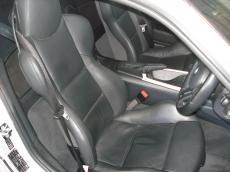 2009 BMW Z4 M Coupe - Seats