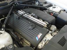 2009 BMW Z4 M Coupe - Engine