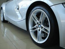 2009 BMW Z4 M Coupe - Detail