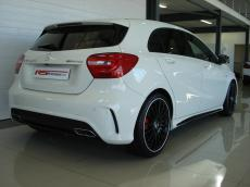 2014 Mercedes-Benz A45 AMG 4MATIC - Rear 3/4