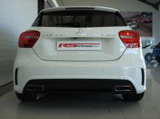 2014 Mercedes-Benz A45 AMG 4MATIC - Rear