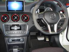 2014 Mercedes-Benz A45 AMG 4MATIC - Interior