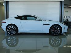 2014 Jaguar F-Type S Coupe - Side
