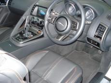 2014 Jaguar F-Type S Coupe - Interior