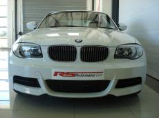 2013 BMW 135i Coupe M-Sport DCT - Front