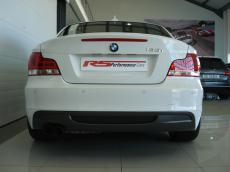 2013 BMW 135i Coupe M-Sport DCT - Rear
