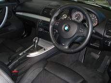 2013 BMW 135i Coupe M-Sport DCT - Interior