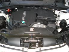 2013 BMW 135i Coupe M-Sport DCT - Engine