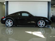 2006 Porsche Cayman S - Side