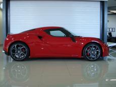 2014 Alfa Romeo 4C Launch Edition - Side