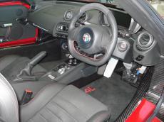 2014 Alfa Romeo 4C Launch Edition - Interior