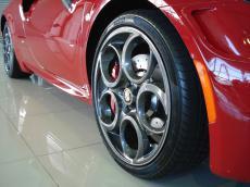 2014 Alfa Romeo 4C Launch Edition - Detail