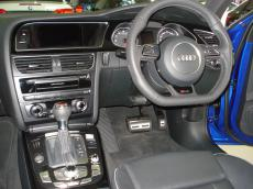 2013 Audi RS4 Avant quattro S tronic - Interior