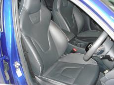 2013 Audi RS4 Avant quattro S tronic - Seats
