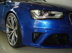 2013 Audi RS4 Avant quattro S tronic - Detail