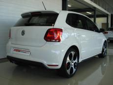 2014 VW Polo GTI 1.4 TSi DSG - Rear 3/4