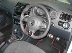 2014 VW Polo GTI 1.4 TSi DSG - Interior