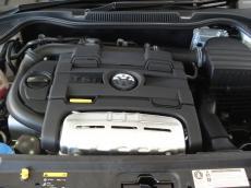 2014 VW Polo GTI 1.4 TSi DSG - Engine