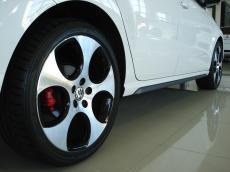 2014 VW Polo GTI 1.4 TSi DSG - Detail
