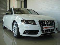 2012 Audi S4 3.0T FSI quattro S tronic