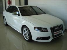 2012 Audi S4 3.0T FSI quattro S tronic - Front 3/4