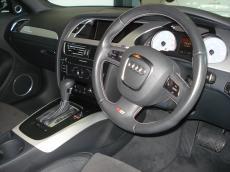 2012 Audi S4 3.0T FSI quattro S tronic - Interior