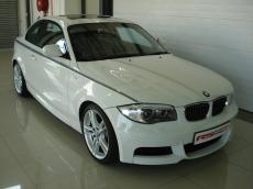 2012 BMW 135i Coupe M-Sport DCT (PPK2) - Front 3/4