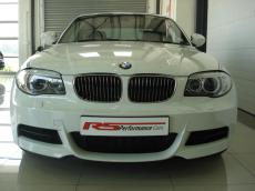 2012 BMW 135i Coupe M-Sport DCT (PPK2) - Front
