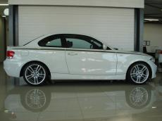 2012 BMW 135i Coupe M-Sport DCT (PPK2) - Side