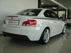 2012 BMW 135i Coupe M-Sport DCT (PPK2) - Rear 3/4
