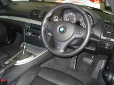 2012 BMW 135i Coupe M-Sport DCT (PPK2) - Interior