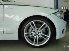 2012 BMW 135i Coupe M-Sport DCT (PPK2) - Detail