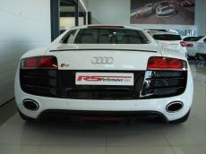 2011 Audi R8 5.2 V10 quattro M/T - Rear