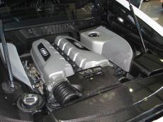 2011 Audi R8 5.2 V10 quattro M/T - Engine