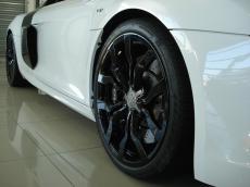 2011 Audi R8 5.2 V10 quattro M/T - Detail
