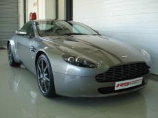 2008 Aston Martin V8 Vantage Coupe