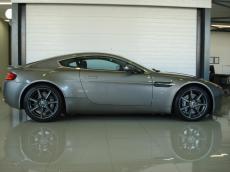 2008 Aston Martin V8 Vantage Coupe - Side