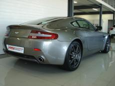 2008 Aston Martin V8 Vantage Coupe - Rear 3/4