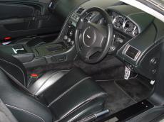 2008 Aston Martin V8 Vantage Coupe - Interior