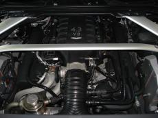 2008 Aston Martin V8 Vantage Coupe - Engine