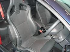 2013 Renault Megane RS 265 RB8 - Seats