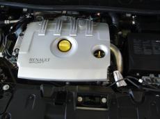 2013 Renault Megane RS 265 RB8 - Engine