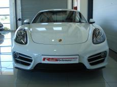 2014 Porsche Cayman PDK - Front