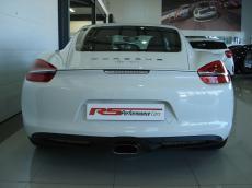 2014 Porsche Cayman PDK - Rear