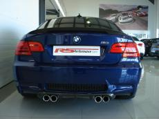 2012 BMW M3 Coupe Competition Pack - Rear
