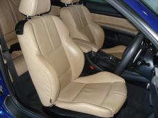 2012 BMW M3 Coupe Competition Pack - Seats