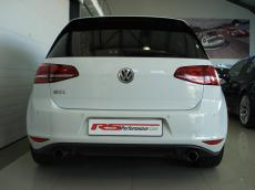 2013 VW Golf VII GTI 2.0 TSi DSG - Rear