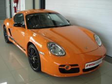 2009 Porsche Cayman S Sport - Front 3/4