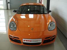 2009 Porsche Cayman S Sport - Front