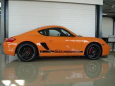 2009 Porsche Cayman S Sport - Side